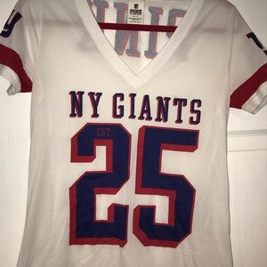 Victoria Secret Giants Jersey